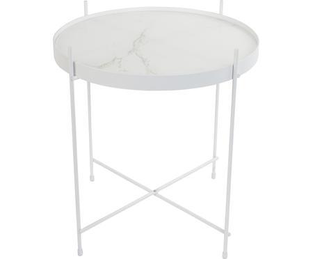 Tablett-Tisch Cupid mit Glasplatte