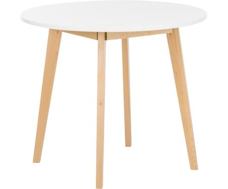 Petite table ronde scandinave Raven