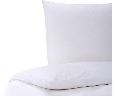 Mako-Satin Bettwäsche Marco in Weiß