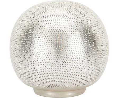 Tischleuchte Ball Filisky, Nickel