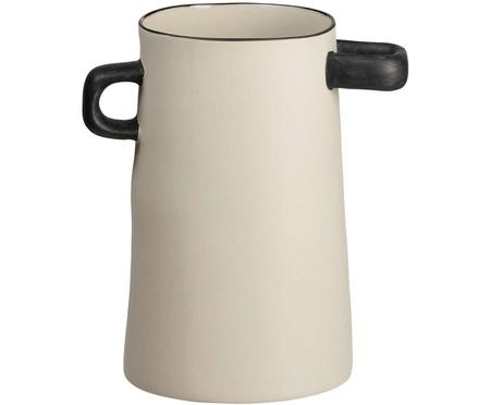 Vase en grès cérame fait main Rayu