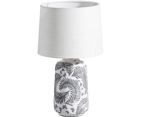 Lampe à poser avec pied en céramique Folk