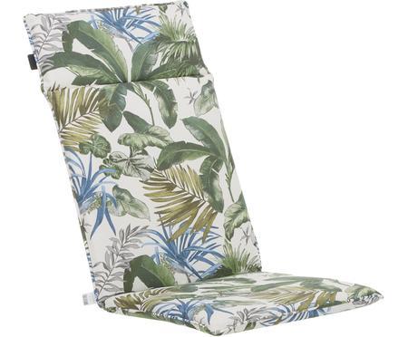 Hochlehner-Stuhlauflage Bliss mit tropischem Print