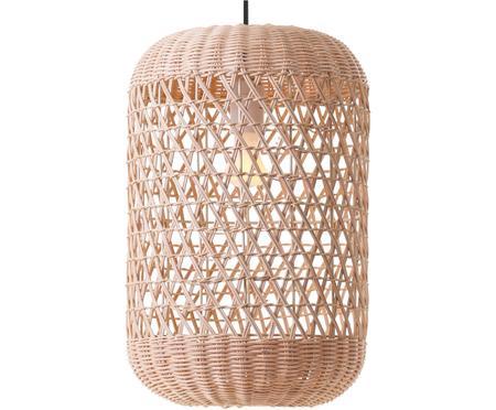 Lampa wisząca z bambusa Aurora