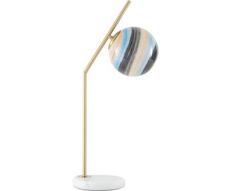 Lampe à poser en verre teinté Opal