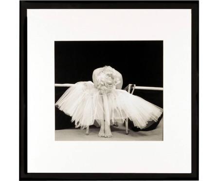 Stampa digitale incorniciata Ballerina