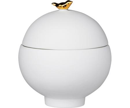 Aufbewahrungsdose Vogel