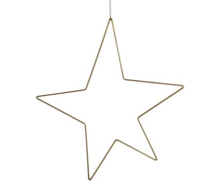 Stella decorativa in metallo Kelia