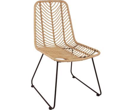 Krzesło z polirattanu Providencia