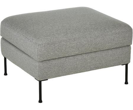 Poggiapiedi contenitore da divano Cucita