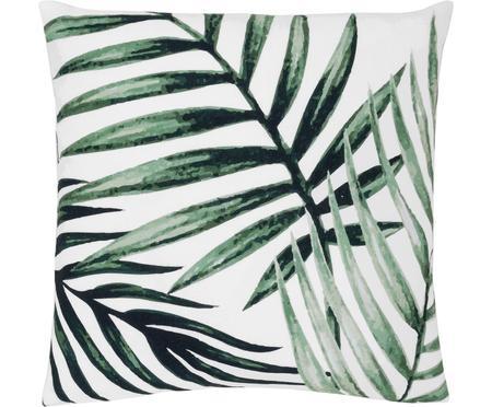 Housse de coussin imprimé feuilles Coast