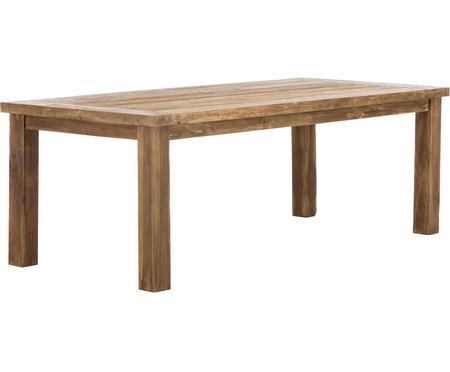 Stół do jadalni z litego drewna Bois