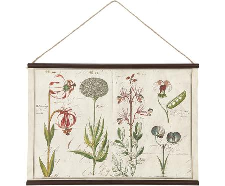Stampa digitale su tela Botanic