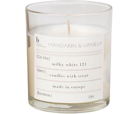 Duftkerze Mandarin (Mandarine, Vanille)