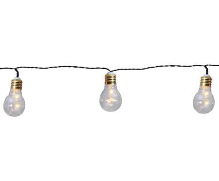 Girlanda świetlna LED Bulb, 100 cm