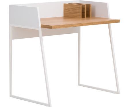 Małe biurko z przedziałami Camille