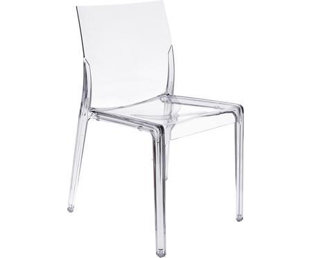 Krzesło z tworzywa sztucznego Mia