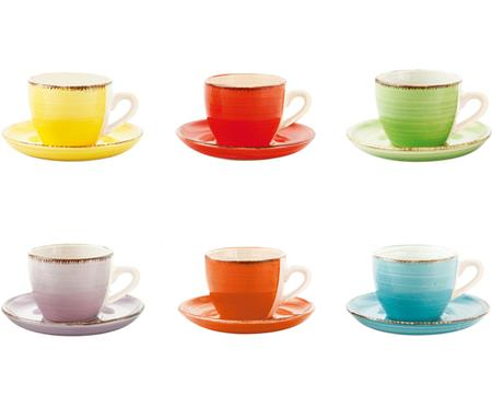 Service de tasses à espresso Baita, 12élém.