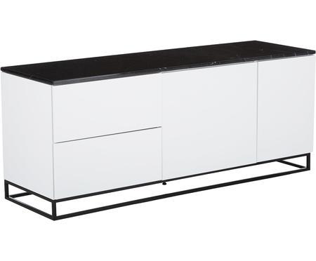 Sideboard Join mit schwarzer Marmorplatte