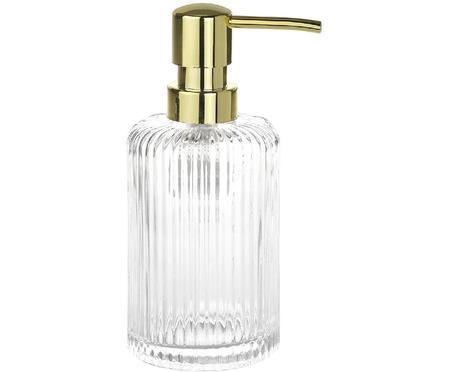 Dispenser sapone in vetro Gulji