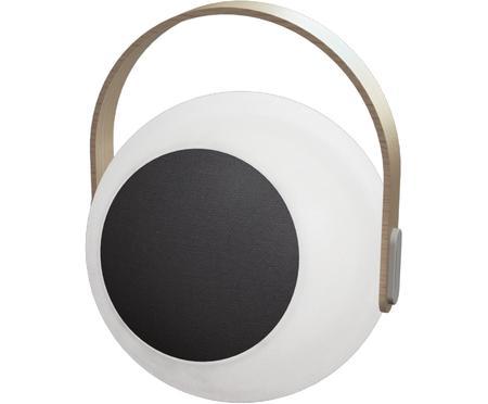 Mobiele outdoor LED lamp met luidspreker Eye