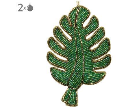 Baumanhänger Leaf, 2 Stück