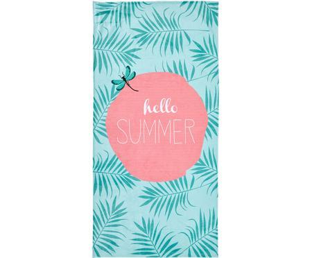 Ręcznik plażowy Case Hello Summer