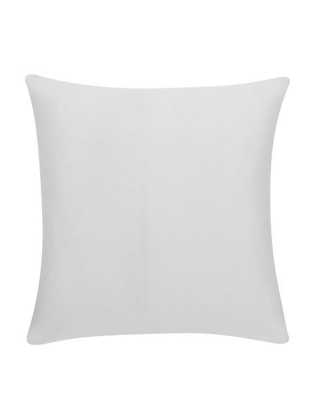 Federa arredo in cotone grigio chiaro Mads, 100% cotone, Grigio chiaro, Larg. 40 x Lung. 40 cm