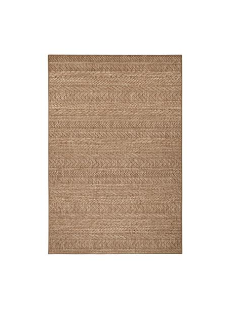 In- & Outdoor-Teppich Granado in Jute-Optik, 100% Polypropylen, Beige, Braun, B 80 x L 150 cm (Größe XS)