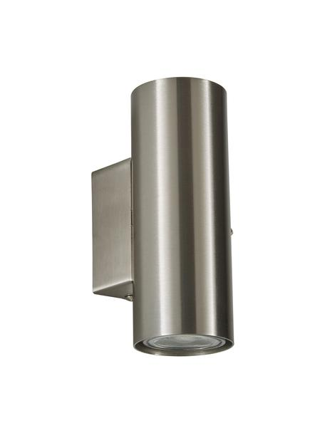 Wandstrahler Paul, Lampenschirm: Metall, verchromt, Chrom, 6 x 9 cm