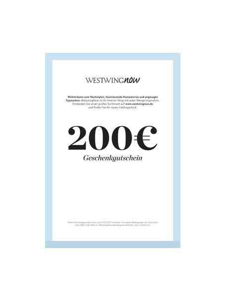 Gutschein zum Ausdrucken, Digitaler Gutschein, nach Zahlungseingang erhalten Sie eine E-Mail mit dem Link zu Ihrem Gutschein. Einfach PDF-Datei abspeichern und ausdrucken., Türkis, 200