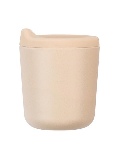 Tuitbeker Bambino, Bamboehoutvezels, melamine, voedselveilig BPA-, PVC- en ftalatenvrij, Zalmkleurig, Ø 7 x H 9 cm