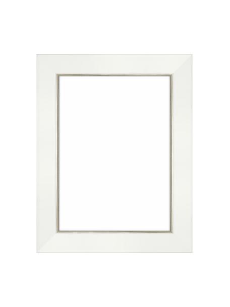 Marco Classico, Parte trasera: tablero de fibras de dens, Blanco, 13 x 18 cm