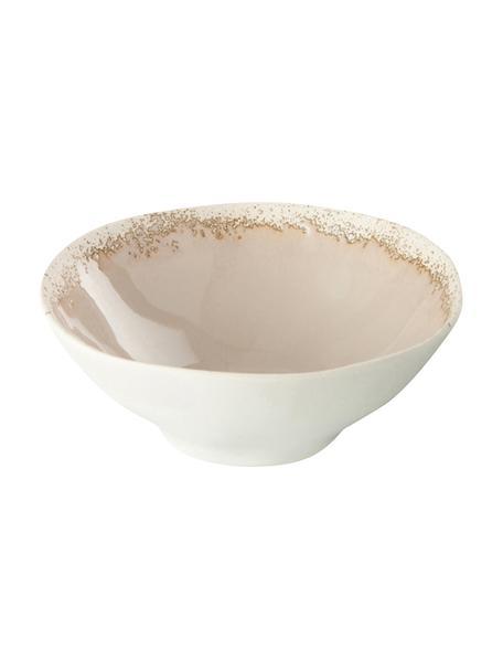 Ciotole Reyes, 4 pz., Ceramica, Avorio, Ø 15 x A 6 cm