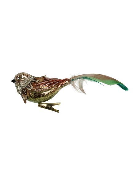 Baumanhänger Bird, Mehrfarbig, 19 x 8 cm