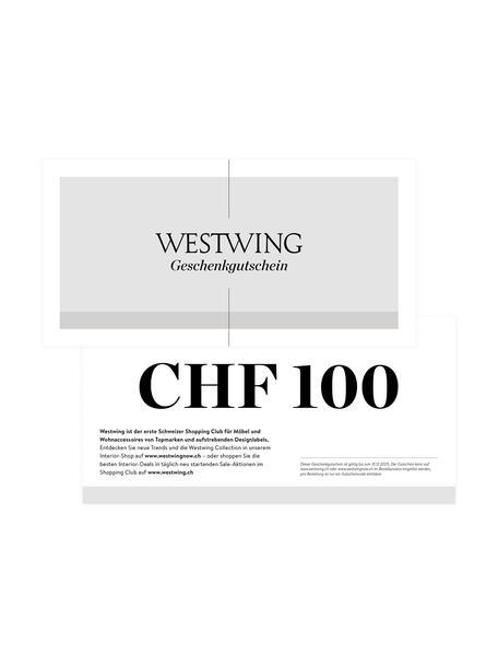 Gutscheinkarte, Gutschein auf edlem Papier, in hochwertigem Kuvert, Weiss, 100