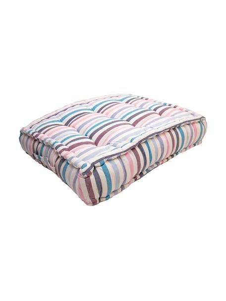 Cojín de suelo Mruno, Funda: algodón, Multicolor, An 80 x Al 20 cm