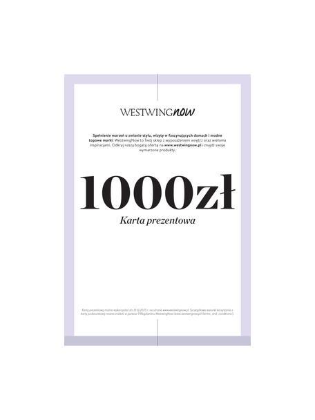 Karta prezentowa do wydrukowania, Cyfrowa karta podarunkowa, po wykonaniu płatności otrzymasz e-mail z linkiem do twojej karty podarunkowej Po prostu zapisz plik PDF i wydrukuj, Turkusowy, 1000