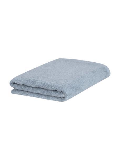 Einfarbiges Handtuch Comfort, verschiedene Grössen, Hellblau, Gästehandtuch