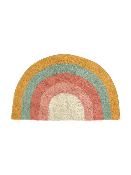 Dywanik łazienkowy Arco, 100% bawełna, Wielobarwny, S 80 x D 45 cm