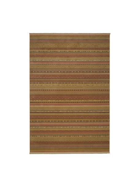 Dywan z frędzlami Nepal, Beżowy, wielobarwny, S 160 x D 235 cm