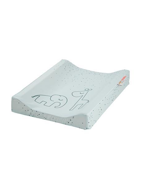 Przewijak Dreamy Dots, Tapicerka: 100% bawełna, certyfikat , Niebieski, S 50 x D 65 cm