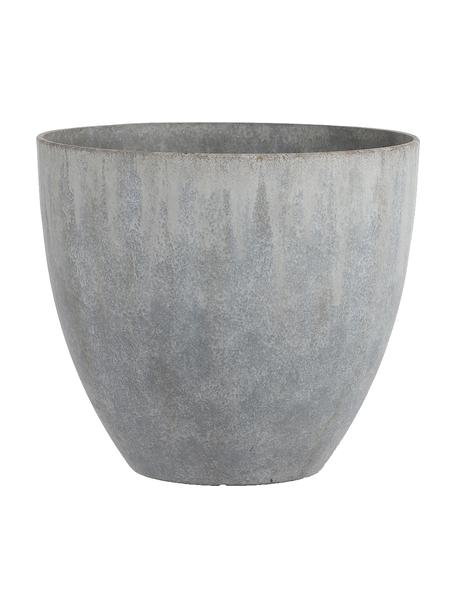 Portavaso Bravo, Materiale sintetico, Grigio, Ø 45 x Alt. 40 cm