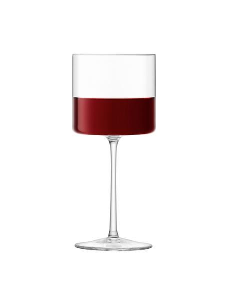 Kieliszek do wina Otis, 4 szt., Szkło, Transparentny, Ø 8 x W 19 cm