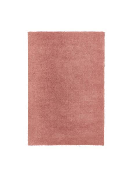 Puszysty dywan z wysokim stosem Leighton, Terakota, S 200 x D 300 cm (Rozmiar L)