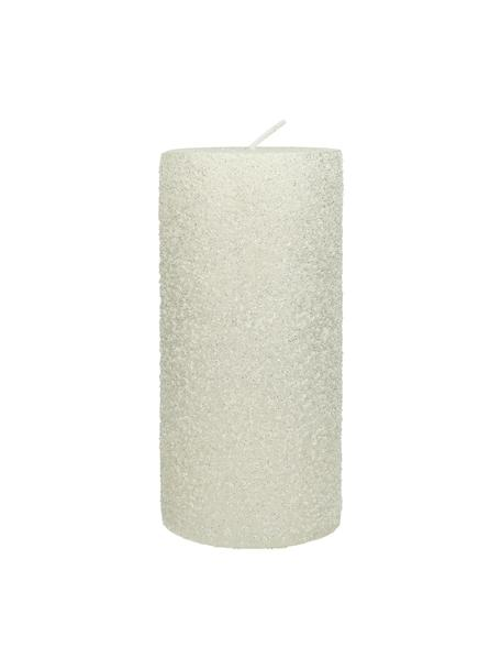 Vela pilar Flair, Cera, Blanco, Ø 7 x Al 15 cm