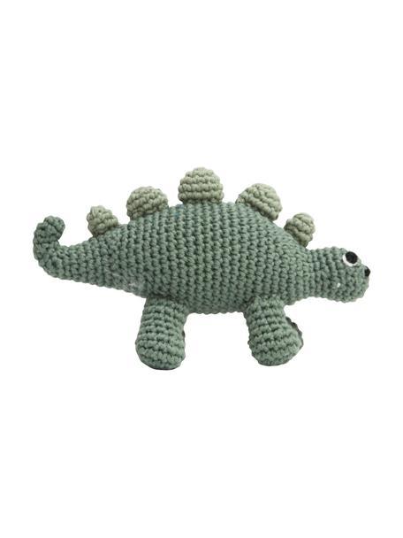 Sonajero Dinko, Funda: algodón, Verde, An 16 x Al 9 cm