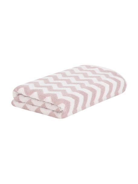 Ręcznik Liv, Blady różowy, Ręcznik do rąk