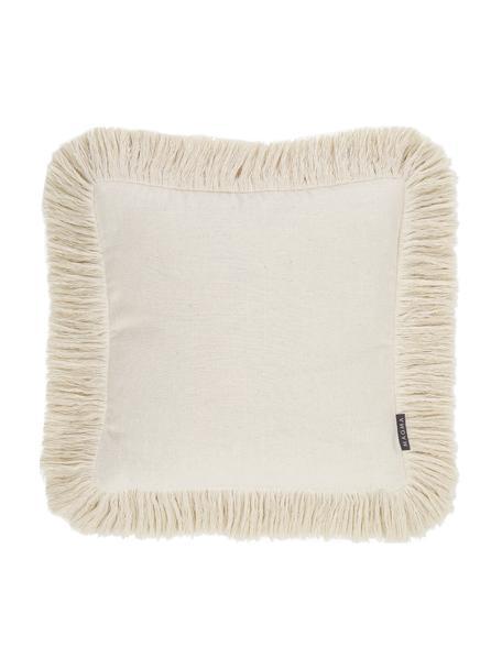 Poszewka na poduszkę Tine, Beżowy, S 40 x D 40 cm