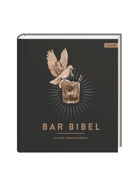 Cocktailbuch Bar Bibel, Papier, Hardcover, Mehrfarbig, 25 x 28 cm